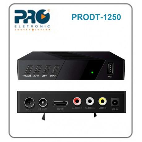 Proeletronic PRODT-1250